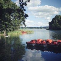 jezioro, mazury