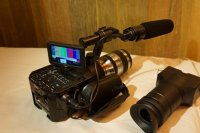 sprzęt fotograficzny od Sony